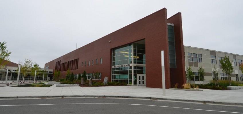 Bellevue High School by Jessica Che