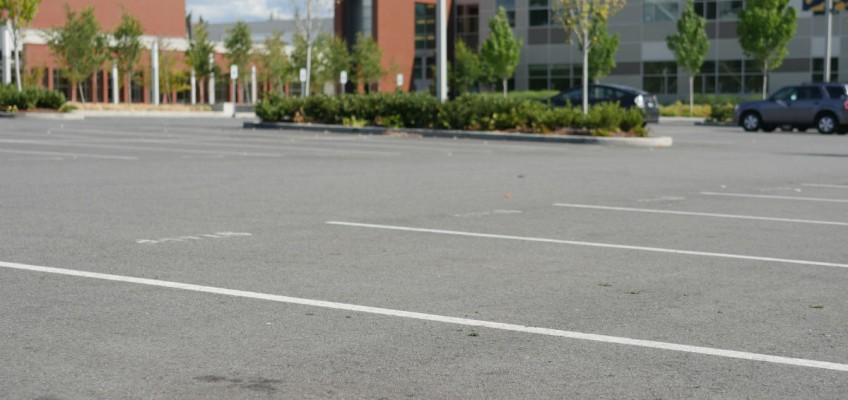 BHS Parking Lot
