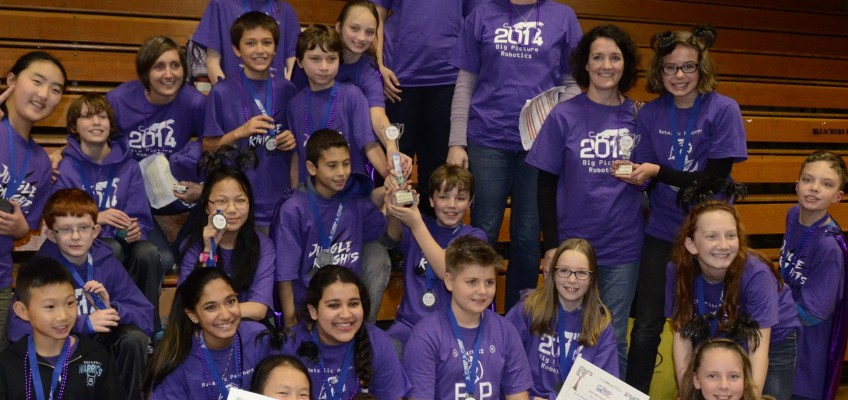 bp robotics team