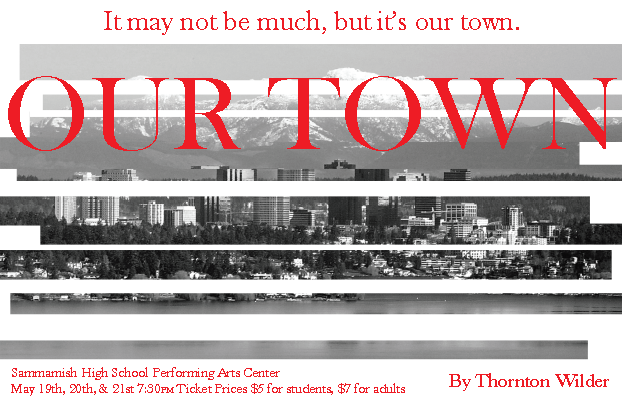 OurTownPoster