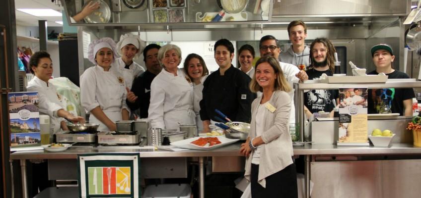 Culinary Students at Newport