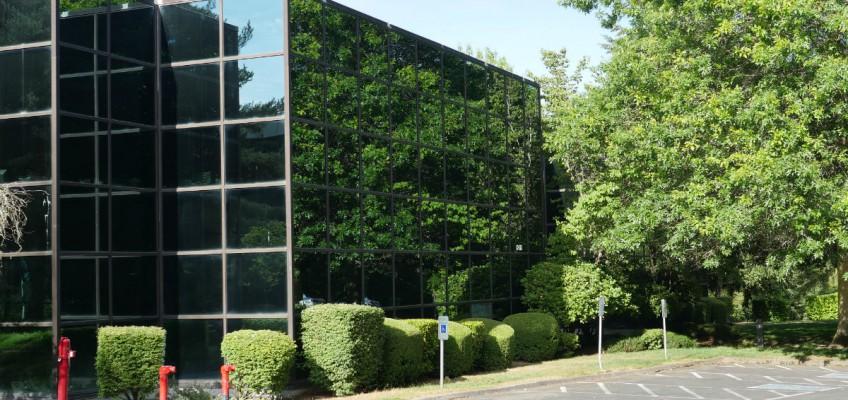 District Office Entrance