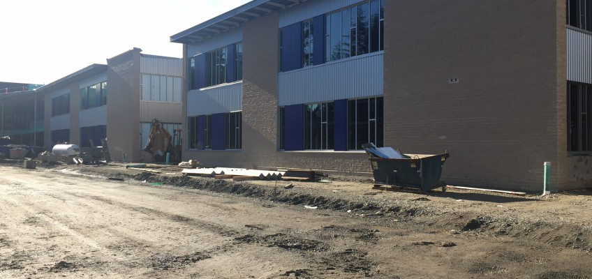 Odle Construction Update