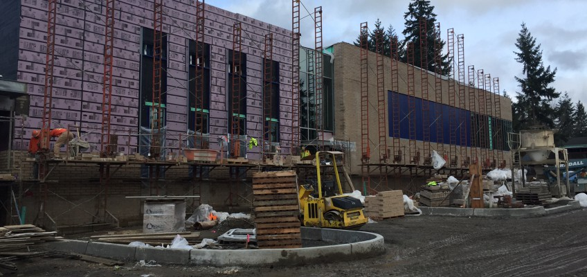 Odle Construction Site