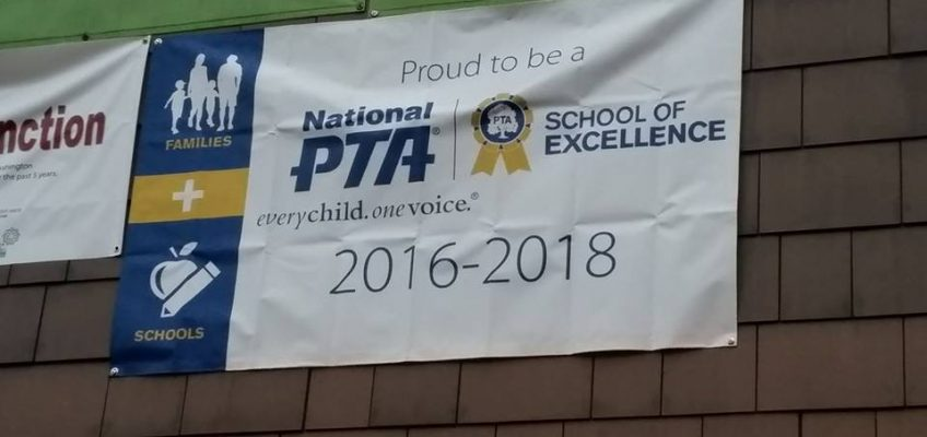 PTA banner