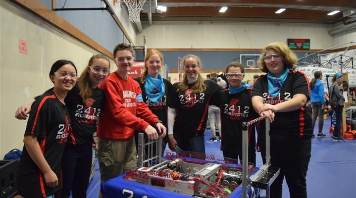 Sammamish Robotics Team