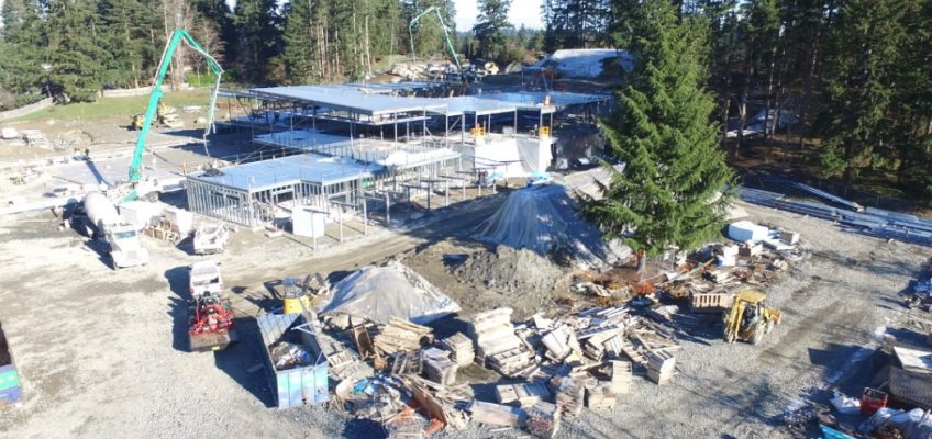Bennett Construction Site
