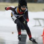 Students Earn Gold and Bronze in Speed Skating Short Track Nationals