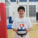 Tillicum Student Selected for USA Volleyball's National Training Program