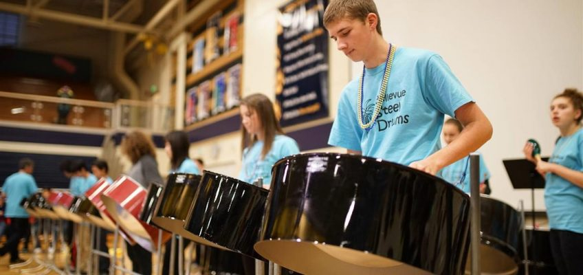 BHS Drum Ensemble