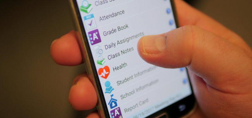 ParentVUE Phone App