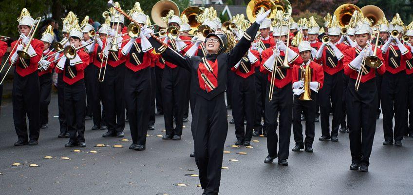 Newport Drum Major