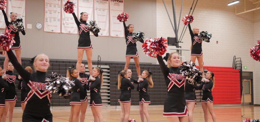 Sammamish Cheerleaders