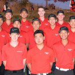 Newport Boys Golf Team Receives Team Sportsmanship Award
