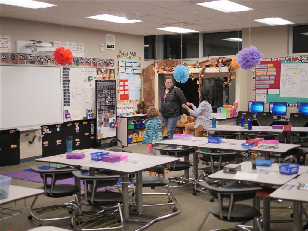 Bennett Classroom
