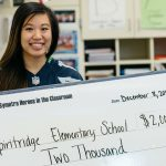 Spiritridge Teacher Named Symetra Hero in the Classroom